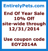 entirely pets sale